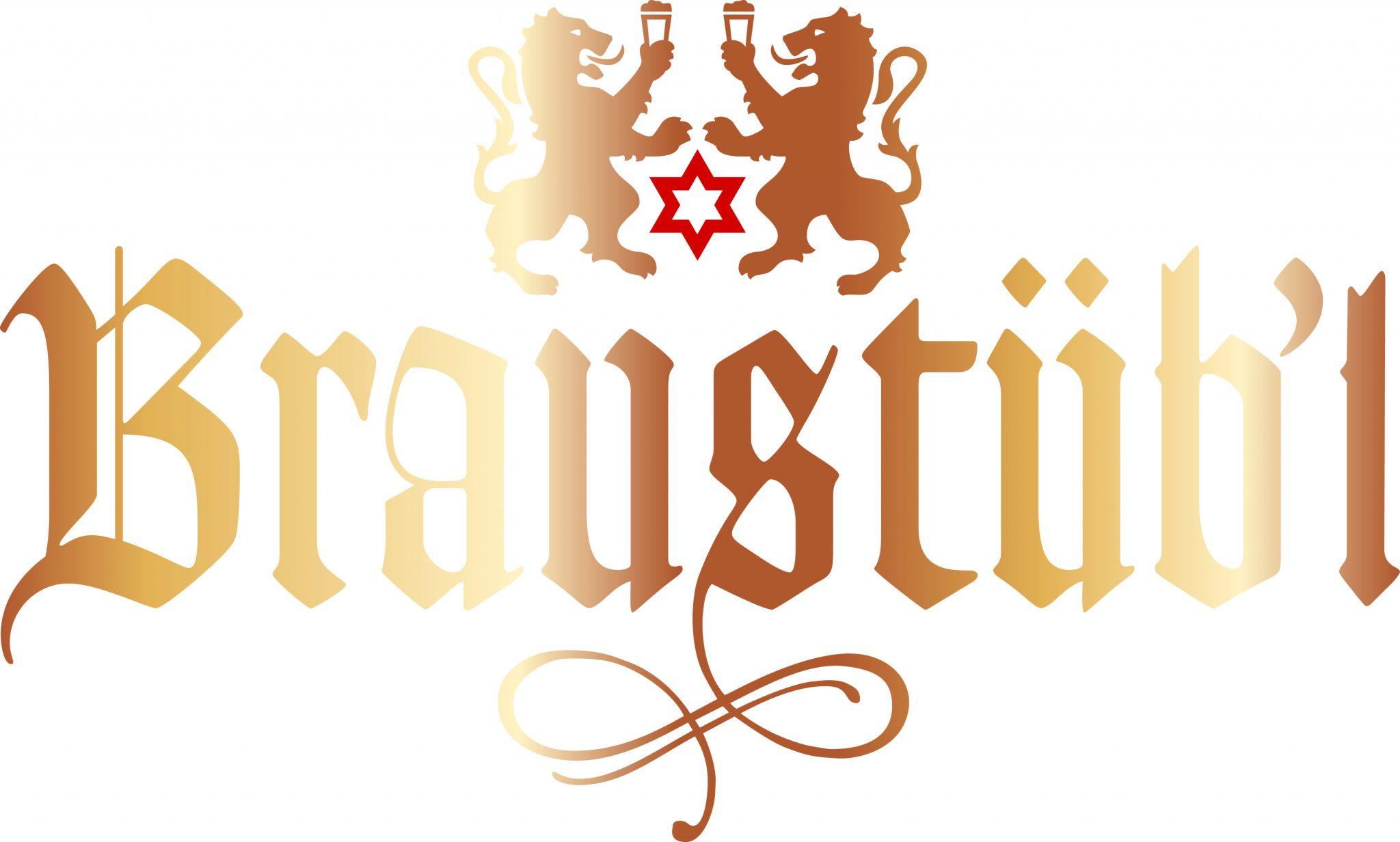 Braustüb'l Schriftzug