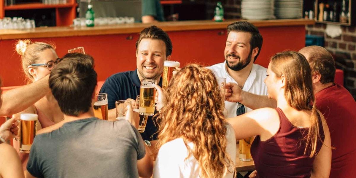 Christoph Koehler, <br>begeistert einfach <br>jeden für gutes Bier.